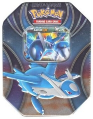 Collector's Tin (Latios EX)