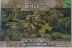 Allied M8 Grizzly Medium Assault Walker: 452411001