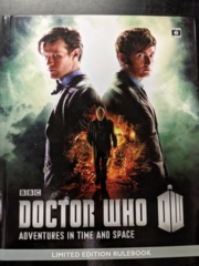 Doctor Who: Adventures in Time and Space: Limited Edition Rulebook