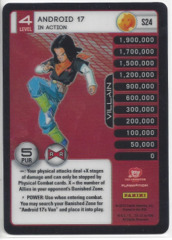 Android 17, In Action - Prism Foil