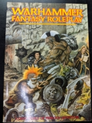 Warhammr Fantasy Roleplay: Softcover: 1989
