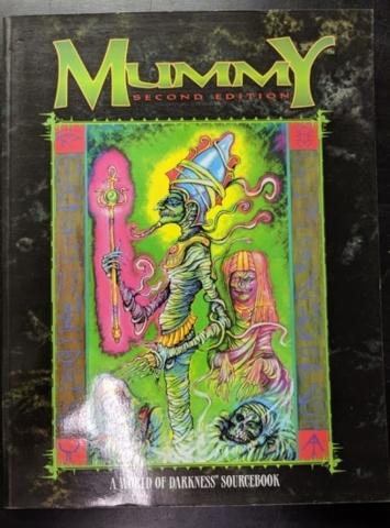 Mummy: Second Edition