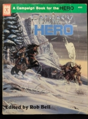 Hero Games: Fantasy Hero (1990)