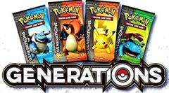 Generations: Booster Pack