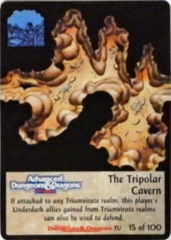 15/100 The Tripolar Cavern
