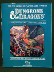 Dungeon Master's Companion: Book Two