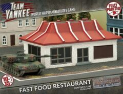 Fast Food Restaurant: Battlefield in a Box: BB207