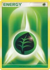 Grass Energy - 2007 Unnumbered - Reverse Holo