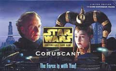 Coruscant: Booster Box: Limited Edition