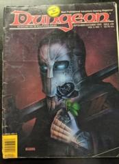 Dungeon Magazine #25 Sep/Oct 1990