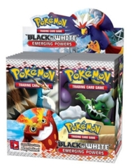 Black and White: Emerging Powers: Booster Box