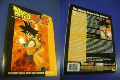RPG BOOK Dragonball Z Anime Adventure Game Mike Pondsmith 1999 ANIMECHANIX