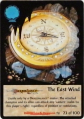 23/100 The East Wind