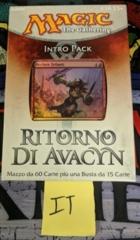 Avacyn Restored Intro Pack: Fiery Dawn: Italian