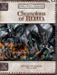 Forgotten Realms: Champions of Ruin