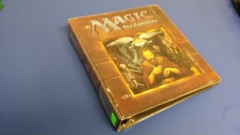 MTG 3-Ring Binder 5th Edition (USED)(VER. 1)