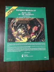 Dungeon Module A1: Slave Pits ofthe Undercity