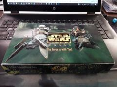 Endor: Booster Box: Empty Box Only NO BOOSTER PACKS