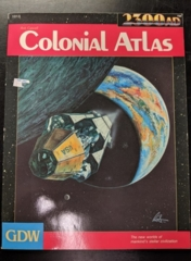 2300AD: Colonial Atlas
