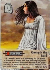 100/100 Gwenyth the Bard