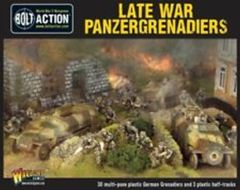 Late War Panzergrenadiers: WGB-WM-512
