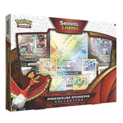 Shining Legends: Premium Powers Collection: Box Set