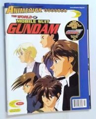 Animerica Special: The World Of Mobile Suit Gundam: 2 of 2