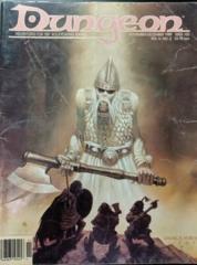 Dungeon Magazine #20 Nov/Dec 1989