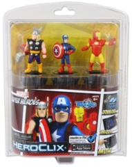 TabApp: Super Heroes: Starter Box