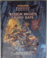 Rough Nights & Hard Days: CB72403: Warhammer Fantasy Role Play