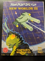 Captain's Module C3: New Worlds III