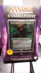 Commander 2014 sworn to darkness (Mispackage)