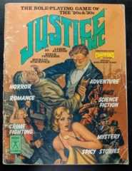 Hero Games: Justice Inc.