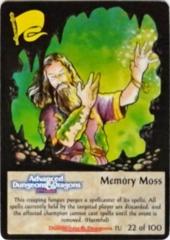 22/100 Memory Moss