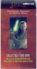 Enhanced Menace of Darth Maul: Qui-Gon Jinn