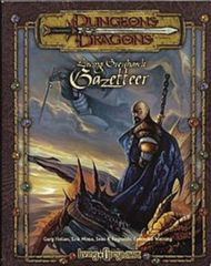 Living Greyhawk: Gazetteer