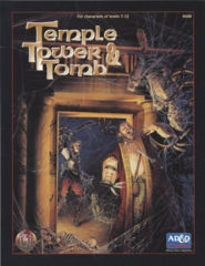Temple Tower & Tomb 9448