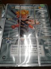 DBZ Trunks, The Saiyan 9 Card Puzzle Set