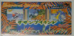 Tropical Island: Sea: Southern Island Collection: V0005