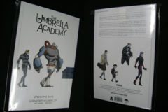 Umbrella Academy Apocalypse Suite HC Retailer Thank You 1 PER STORE VAR 8.5 VF+ 2021