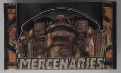 Mercenaries: Second Expansion: Limited Edition: Booster Box: WOC 16307: Battletech