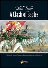 A Clash of Eagles: Softcover