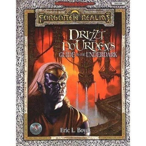 Forgotten Realms: Drizzt Do'Urden's Guide to the Underdark