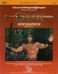 Conan: Unchained!