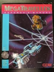 MegaTraveller: Referee's Manual