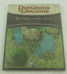 Dungeon Tiles: The Witchlight Fens