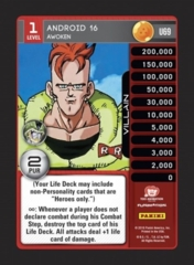 Android 16, Awoken - U69 - Pack Foil