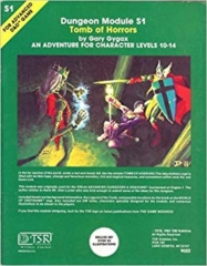 Dungeon Module S1: Tomb of Horrors