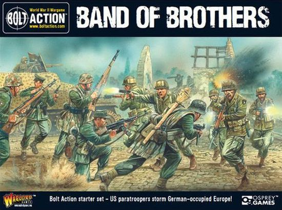 Band of Brothers: Starter Set: 401510001