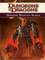 Dungeon Master's Screen 4E wth Edition